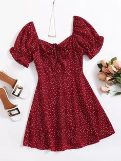 Plus Size Dresses, Cute Dresses, Casual Dresses, Short Frocks, Frocks And Gowns, Butterfly Print Dress, Dresses Online Australia, Latest Dress, Belted Dress