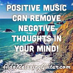 Positive Music Can Remove Negative Thoughts In Your Mind!  Enjoy 7 Free Five Star Relaxing Instrumental Guitar Songs Now!  #relax #relaxingmusic #guitar #aldorelaxingguitar #luxury http://www.AldoRelaxingGuitar.com
