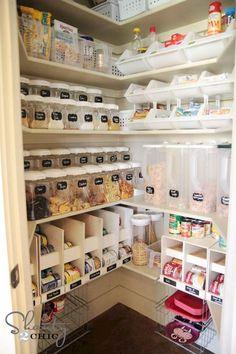 40+ Cute Stunning Pantry Storage Inspirations
