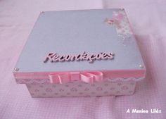 Menina Lilás: Caixa de recordações Tilda