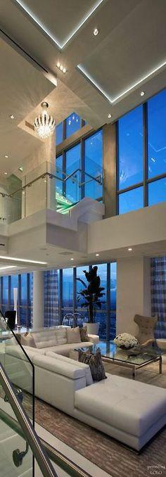 30 Elegant Living Room Design Ideas 30 Elegant Living Room Design Ideas - Add Modern To Your Life Deco Design, Design Moderne, Design Case, Nail Design, Design Design, Modern Interior, Home Interior Design, Interior Architecture, Room Interior