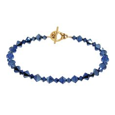 Deep Blue Sea Bracelet | Fusion Beads Inspiration Gallery