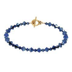 Deep Blue Sea Bracelet | Fusion Beads Inspiration Gallery
