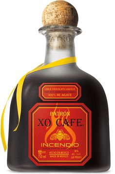 Enjoy the fiery blend of #Patron #XOCafe #Incendio.