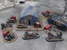 462 Field Ambulance Sqn - Forum - DakkaDakka | You can only blame the dice for so long.