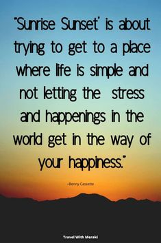 Beautiful quotes to inspire and lift your mood. Family Vacation Quotes, Family Quotes, Best Travel Quotes, Best Quotes, Sunset Captions For Instagram, Sunrise Quotes, Wanderlust Quotes, Motivational Quotes, Inspirational Quotes