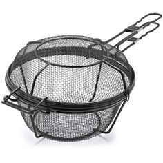 Sur La Table Nonstick Mesh Popcorn Grill Pan