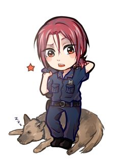 Policeman Rin