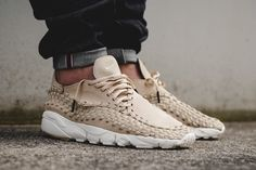 Nike Air Footscape Woven 'Linen'