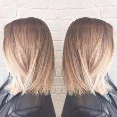 50 Heißesten Gerade Frisuren für Kurze, Mittlere, Lange Haare ... | Frauen Haare |