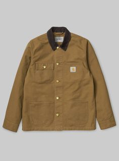 Shop the Carhartt WIP Michigan Chore Coat from the offical online store.   Largest selection   Shipping the same working day.