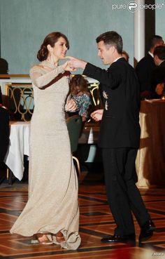 21 October 2011 - American Scandinavian Foundation Gala Dinner, Hilton Hotel