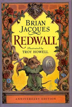Childhood reads: Redwall-adventure and mice in medieval times