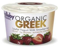 Greek Lowfat Strawberry