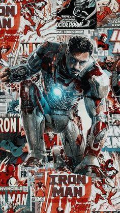 Marvel Comics Art, Marvel Films, Marvel Heroes, Marvel Cinematic, Marvel Avengers, Poster Marvel, Comic Poster, Marvel Background, Iron Man Wallpaper