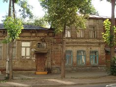 Penza, Russia, I have been there several times!