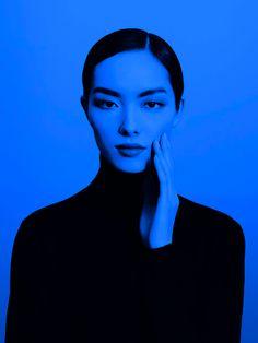"""versacegods: """"Fei Fei Sun for L'instant Chanel Spring 2015 """""""
