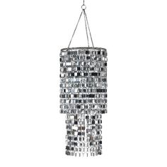 WallPops!® Chandlier Icicles -Silver