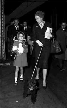 GRACIEBIRD: Princess Grace of Monaco and her elder daughter,...