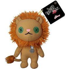 Boneco de Plush Leão Covarde Magico de Oz
