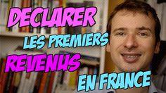 Comment DÉCLARER vos premiers REVENUS en FRANCE  (la question du jeudi) #olivier_roland #revenu #france : https://www.youtube.com/watch?v=JM6Zm-LB96k&list=UUvq4sennWMM5hxDKfxIoojg ;)