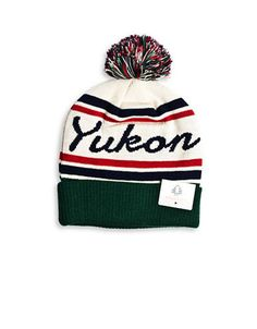 low priced ecc21 d152d Jewellery   Accessories   Hats, Scarves   Gloves   Yukon Provincial Pom-Pom  Knit