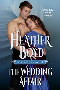 I Love Romance: HAPPY BOOK RELEASE DAY: THE WEDDING AFFAIR (REBEL ...