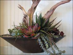 succulent arrangements | Arrangements Gallery
