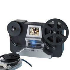 Scanner film 8 mm & Super 8