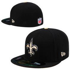 Cheap Wholesale New Orleans Saints NFL Pop Basic 59FIFTY Collection Caps for slae at US$8.90 #snapbackhats #snapbacks #hiphop #popular #hiphocap #sportscaps #fashioncaps #baseballcap