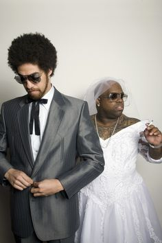 Gnarls Barkley (Cee Lo Green + Dangermouse)