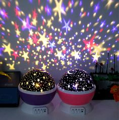 Novelty Luminous Toys Romantic Starry Sky LED Night Light Projector Battery USB Night Light Creative Birthday Toys For Children-in Light-Up Toys from Toys & Hobbies on AliExpress Starry Night Light, Led Night Light, Light Up, Night Light Projector, Creative Birthday Gifts, Shape Puzzles, Kits For Kids, Night Lamps, Gifts