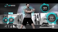 This projects visual theme brings a real world gym environment and the visual language used by many fitness apps under one umbrella, creating a hybrid live digital… Core Challenge, Workout Challenge, Brand Marketing Strategy, Creative Video, Media Design, Circuit, Environment, Bring It On, Challenges