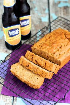 Pumpkin Beer Bread #baking #cooking #food #recipes #cake #desserts #win #cookies #recipe #cakes #cupcakes