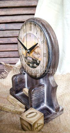 Пошаговый фото мастер класс по декору вечного календаря своими руками в технике декупаж