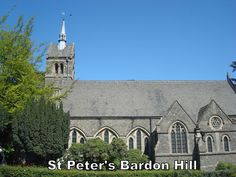 Picture of St  Peter's Bardon Hill