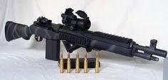 Springfield Armory M1A SOCOM II (7.62) AR15.com Edc, Tactical Rifles, Firearms, Shotguns, M1a Socom, Scout Rifle, Springfield Armory, Submachine Gun, Battle Rifle
