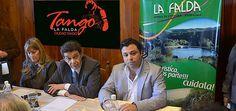 Quedó presentado en rueda de prensa el 31 Festival Nacional de Tango La Falda 2014