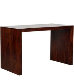41be19cfc Athena Study Table in Provincial Teak with Melamine Finish by Woodsworth Study  Table Online