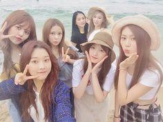 즐거웠다 씨엘씨 ❤️  해운대 Bye Bye ㅠㅠ !!  다시 서울로 Go Go  ~~ !
