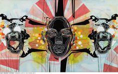 Past Present Future by Dutch artist & designer Hugo Mulder