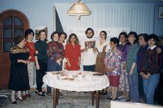 Colegio Inglés Hidalgo, 1993.