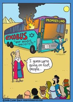 An ex bus ( oh shut your bus driver ! No need to punch me ! ohhh, now I see why you got angry, I said shut you BUS not shut your PUSS ‼️ Christian Comics, Christian Cartoons, Religious Jokes, Jewish Humor, Funny Christian Jokes, Christian Humor, Cartoon Memes, Funny Memes, Church Jokes