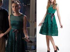 Hart of Dixie 2x12   Islands in the Stream  Annabeth Nass  Anthropologie 'Caridad' dress - $198 $99.95