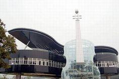 """Construir al sonido de una pieza  Frases de Arquitectos """"La arquitectura es como la música, un conjunto de bellas piezas para formar una bella sinfonía"""" Renzo Piano"""