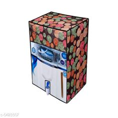 Checkout this latest Other Appliance Covers Product Name: *Glassiano PVC RO Cover* Material: PVC Pattern: Printed Pack: Pack of 1 Easy Returns Available In Case Of Any Issue   Catalog Rating: ★4.1 (1196)  Catalog Name: Classic Water Dispenser Bottle Cover CatalogID_808366 C136-SC1602 Code: 971-5423507-153
