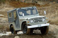 Suzuki Jimny (LJ10) '1970–72