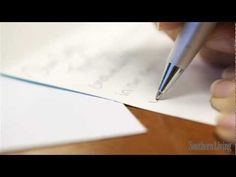 Learn our easy tips for writing compelling thank you notes!
