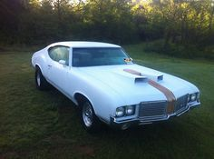 Oldsmobile : 442 442 1972 Oldsmobile cutlass 442 - http://www.legendaryfinds.com/oldsmobile-442-442-1972-oldsmobile-cutlass-442/