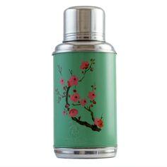 Thermos chinois Amande Cerisier - Pivoine et Tapioca